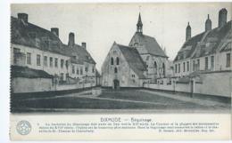 Diksmuide - Dixmude - 9 - Béguinage - E. Desaix édit. - Diksmuide