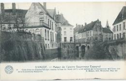 Diksmuide - Dixmude - 10 - Maison De L'ancien Gouverneur Espagnol - E. Desaix édit. - Diksmuide