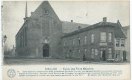Diksmuide - Dixmude - 11 - Eglise Des Pères Récollets - E. Desaix édit. - Diksmuide