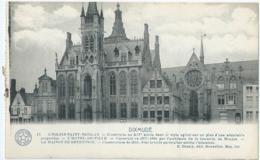 Diksmuide - Dixmude - 12 - L'Eglise Saint-Nicolas - E. Desaix édit. - Diksmuide