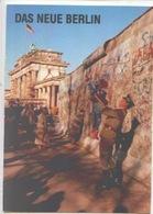 Das Neue Berlin Am Brandenburger Tor - Nouvelle Berlin Porte Brandenburger - Mur De Berlin