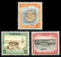 1950 Niue (3) - Niue
