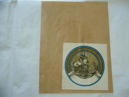 1900 PUBBLICITà TABASSO VOLTERRA COMMERCIO COLONIE INDIA BOMBAY S. GIORGIO DRAGO - Publicité