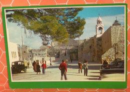 Betlemme Palestina Animata Cartolina Non Viaggiata - Palestina