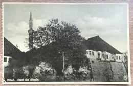 AK BOSNIA AND HERZEGOVINA BIHAĆ STARI DIO BIHAĆA MOSCHEE - Bosnien-Herzegowina