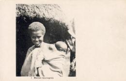 ETHIOPIE  Maman Gouraghée - Ethiopie