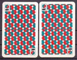 Belgie - Speelkaarten - ** 2 Jokers - ELF ** - Cartes à Jouer Classiques