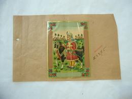 1900 PUBBLICITà TABASSO VOLTERRA COMMERCIO COLONIE INDIA BOMBAY Maharaja - Publicité