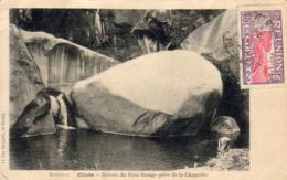 LA RÉUNION  CILAOS  Bassin Du Bras Rouge  ( Près De La Chapelle ) - Autres