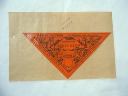 1900 PUBBLICITà TABASSO VOLTERRA COMMERCIO COLONIE INDIA BOMBAY CALCUTTA - Publicité