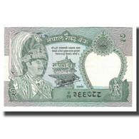 Billet, Népal, 2 Rupees, KM:29a, SUP - Népal