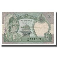 Billet, Népal, 2 Rupees, KM:29a, TB+ - Népal