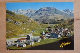 Bivio Am Julierpaß Gegen Piz Lagrev Und Roccabella - Schweiz