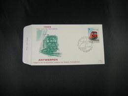 """BELG.1969 1488 FDC (Antwerpen) :   """" Dag Van De Postzegel - Journée Du Timbre """" - FDC"""