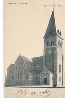 CPA - Belgique - Bertrix - L'Eglise - Bertrix