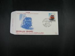 "BELG.1969 1488 FDC (Bruxelles) :   "" Dag Van De Postzegel - Journée Du Timbre "" - FDC"