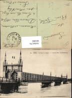 601882,Kehl Le Pont De Chemin Brücke France - Brücken