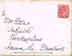 31513. Carta RADLETT (hertsfordshire) 1906 - 1902-1951 (Reyes)