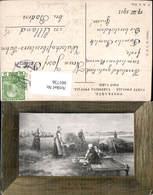 601736,Künstler Ak M. Ten Kale Heuernte I. Holland Landwirtschaft - Bauern