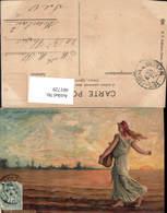 601729,Künstler Ak Roty La Semeuse Frau Aussaat Saat Landwirtschaft - Bauern