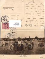 601727,Künstler Ak Jules Breton Le Rappel Des Glaneuses Ernte Schafe Landwirtschaft - Bauern