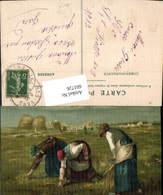601726,Künstler Ak Frauen Getreideernte Ernte Landwirtschaft - Bauern