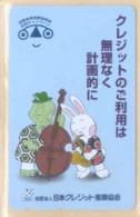 Japan Telefonkarte - Schildkröte , Turtle -  Siehe Scan -4643 - Schildkröten