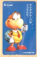 Japan Telefonkarte - Schildkröte , Turtle - Siehe Scan -4666 - Schildkröten