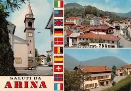 Cartolina Arina Vedute 1993 - Belluno