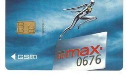 Autriche Carte Sim Gsm Max - Mobil - Autriche