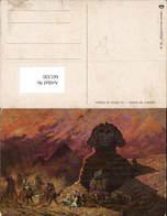 601330,Egypt F. Perlberg Gizeh Sphinx Kairo Cairo Im Samum Simoun Pub Römmler & Jonas - Ägypten