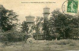 CHATEAU D EAU) VILLEPINTE - Cartes Postales