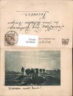 601123,Künstler Ak Troyon Going To Market Hirte Rinderhirte Rinder Kühe Pub Raphael T - Berufe
