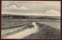 Silly Par NOAILLES - Morcourt Et Route De Laboissière * OISE 60430 *    N° 4 - Noailles