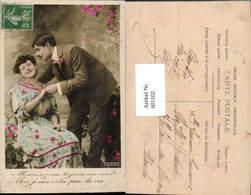 601102,Paar Liebe Händchenhalten Spruch - Paare