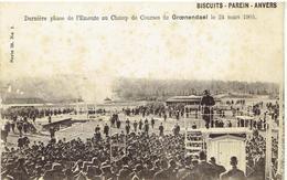 Dernière Phase De L'Emeute Au Champ De Courses De GROENENDAEL ( Hoeilaart ) Le 24 Mars 1901 - Hoeilaart