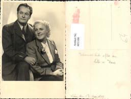 601100,Foto Ak Paar Liebe Lilli U. Hans Wien 1944 - Paare