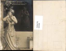 601098,Fotomontage Paar Liebe Frau Sehnsucht Held Meiner Träume Text - Paare