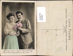 601083,Paar Liebe Händchenhalten Blumen Rosen Spruch - Paare