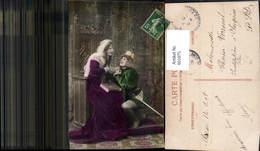 601075,Paar Liebe Ritter A. Knien Antrag Buch - Paare