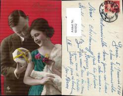 601052,Paar Liebe Verliebter Blick Geschenk Pelz Bonne Annee - Paare