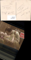 601039,Paar Liebe Kuss A. Hals Erotik Le Baiser Caressant - Paare
