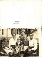 601026,Foto Ak Familie Portrait - Ansichtskarten