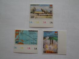 1980 Kiribati Yv 25/7 ** MNH Espace Space Cote 4.00 € Michel 346/8  Scott 349/51 SG 109/11 - Kiribati (1979-...)