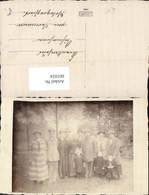601024,Foto Ak Gruppenbild Frauen Männer Kinder Landschaft - Ansichtskarten
