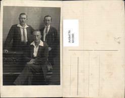 601000,Foto Ak Junge Männer Anzug - Männer