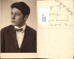 600980,Foto Ak Mann Portrait Waidhofen 1927 - Männer
