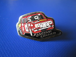 PIN'S   SIMCA 1000 RALLYE  2   BOISSOUT  CARRIER - Rallye