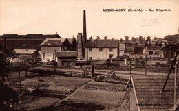3986-2019    MITRY MORY   LA BRIQUETERIE - Mitry Mory