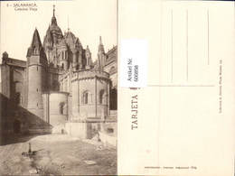 600898,Salamanca Catedral Vieja Kathedrale Spain - Spanien